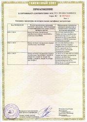 Сертификат соответствия.Мостовые краны